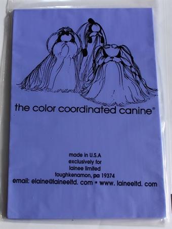 Lainee Plastat Papper 15*20 Lavendel