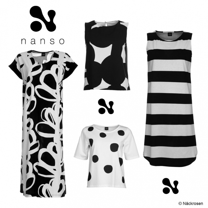 Fina vårnyheter från Nanso.
