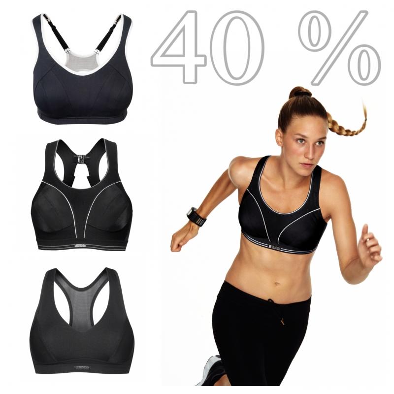 40 % på Shock Absorber sportbh