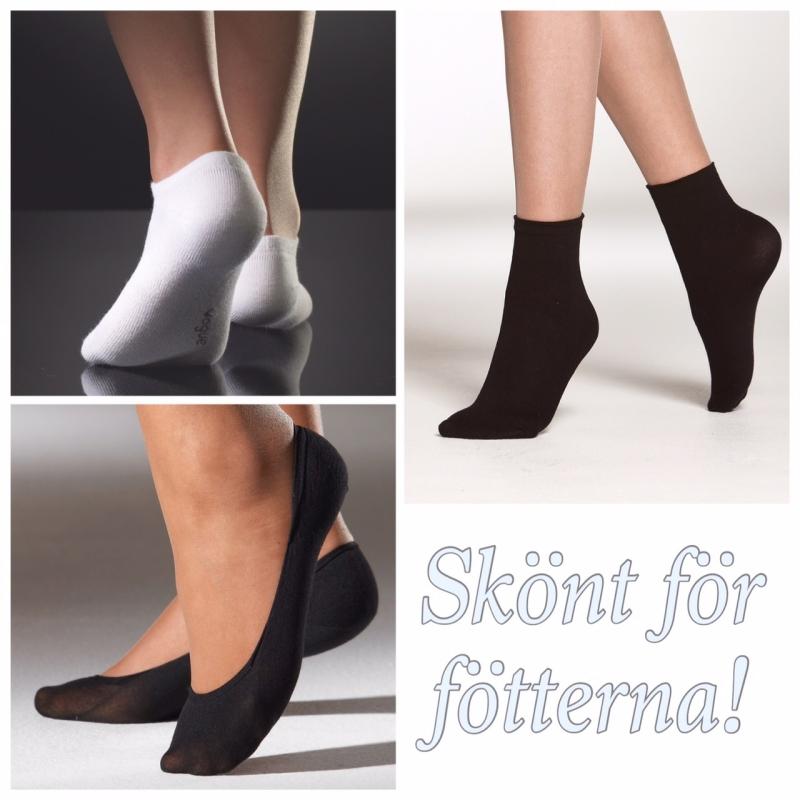Korta sockor & steps!