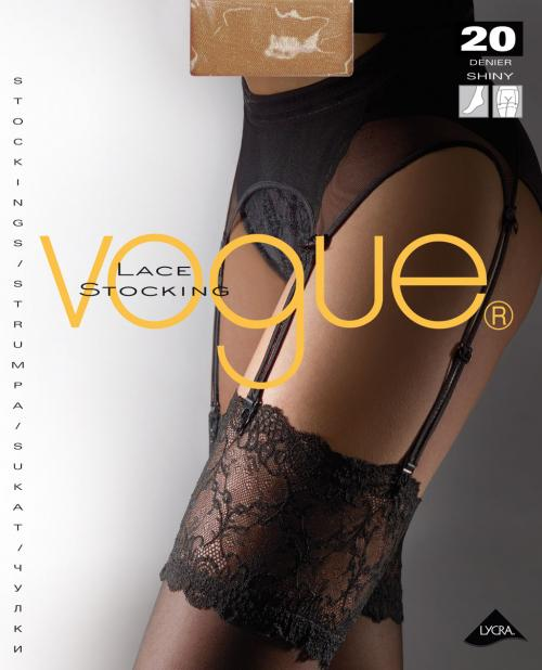 Vogue Lace Stocking 31250 -