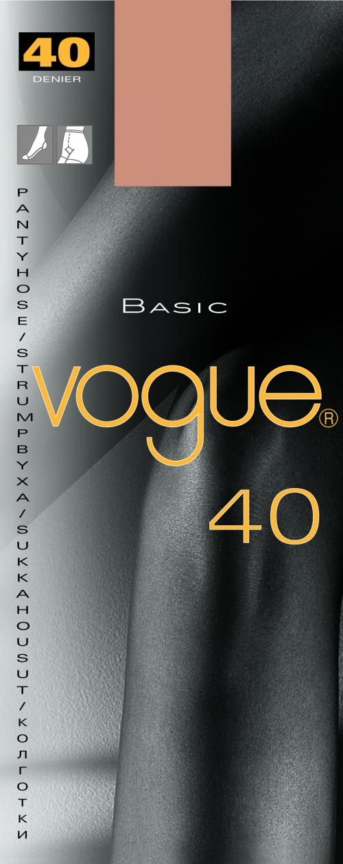 Vogue Basic strumpbyxa 40 den 37187 -