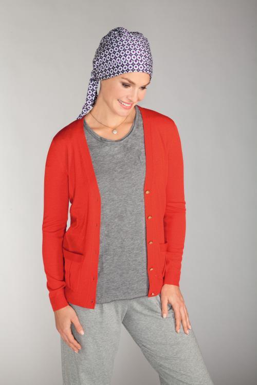 Amoena scarf  Hibiscus 42595