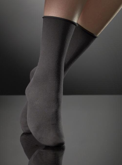 Vogue bomull socka comfort top 32750