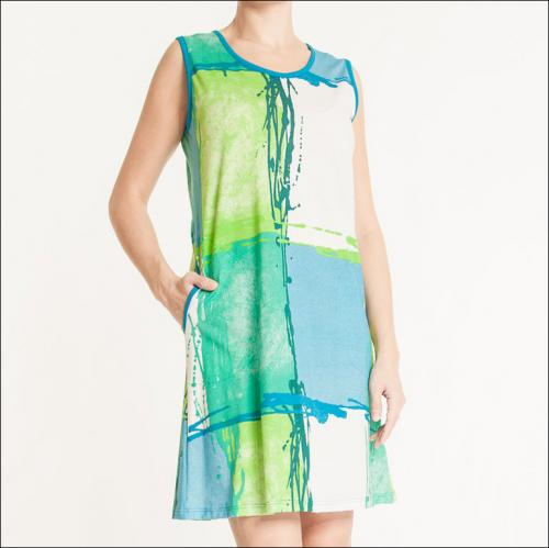 Nanso dress Samba 24177 / 0725 :