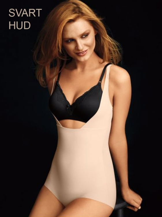 Maidenform Sleek Smoothers Body Briefer 2057 #