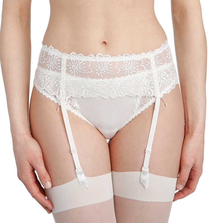 Marie Jo garter belt Jane 0701330 NAT