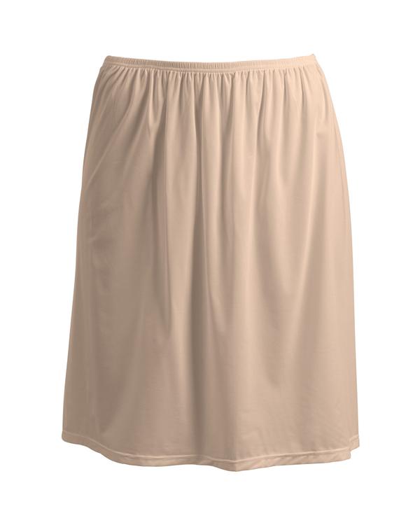 f30bfaa4767e Trofé underkjol 50 cm 76800 vit - hud -svart - Näckrosen Underkläder