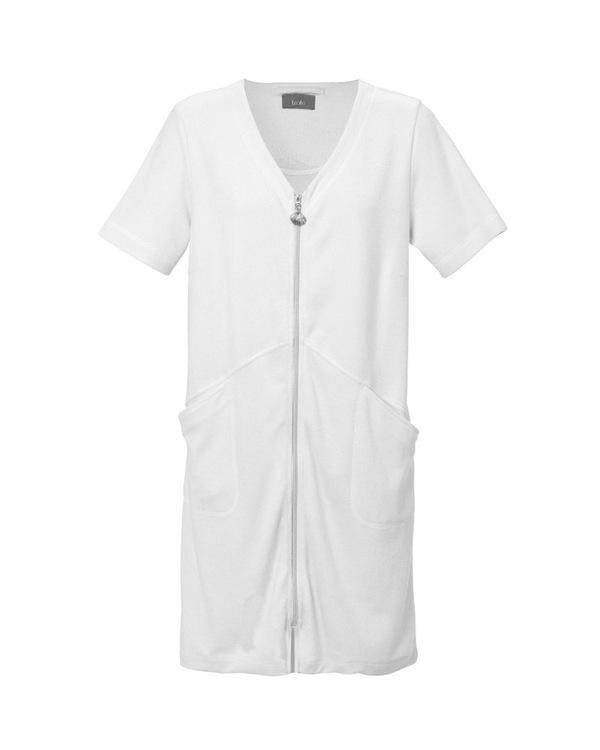 Trofé strandklänning 77101 vit