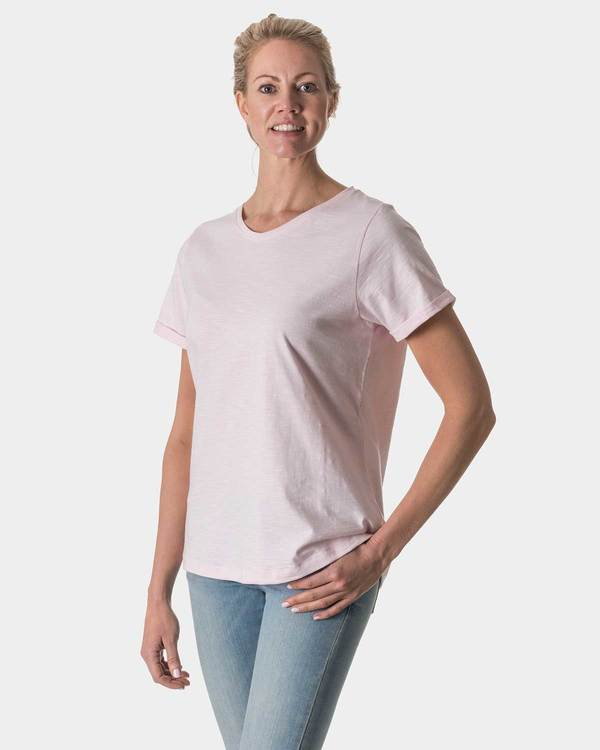 Holebrook Fia Tee 712504 pale pink