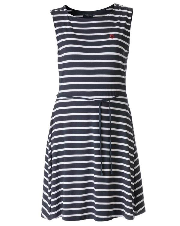 Holebrook Malva Dress 712605 navywhite wide stripe