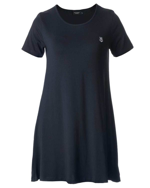Holebrook Malva Tee Dress 712607 navy
