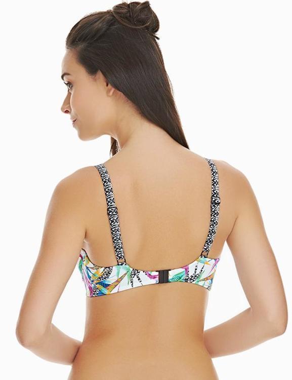 Freya bikinibh Tropicool 4512. Tropicool non padded punge bikinitop.