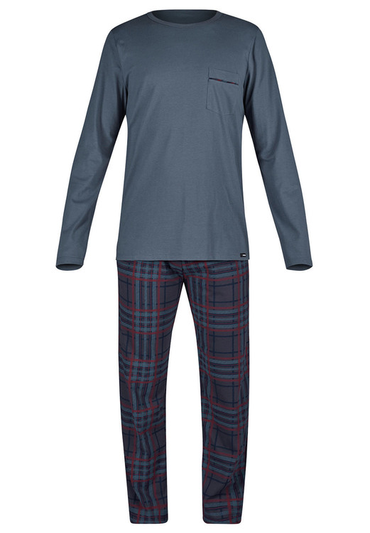 Skiny pyjamas herr Moments Sleep 86618 / 7559