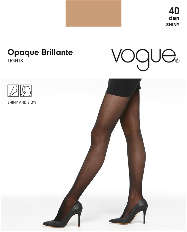 Vogue Opaque Brilliante 40 den 37193