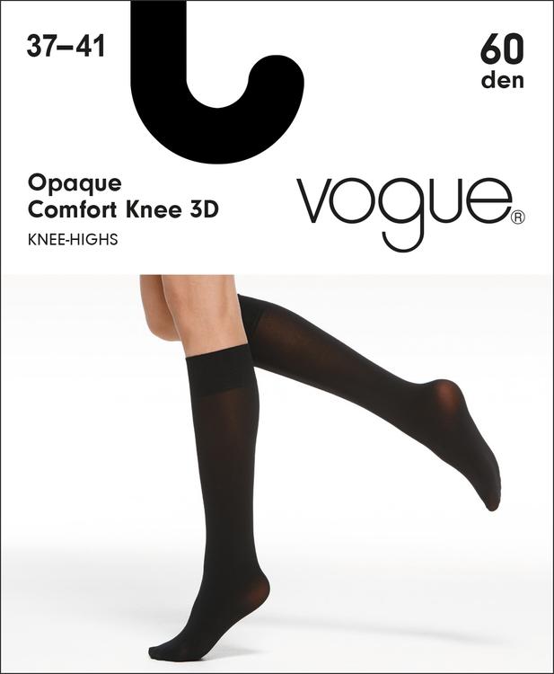 Vogue knästrumpa  60 den 95714