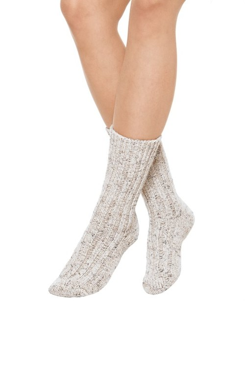 Vogue Tweed Rib Sock 95985 / 1146