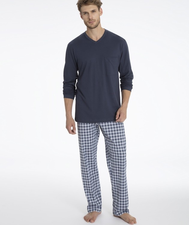 Calida herrpyjamas Larry 40666 / 478
