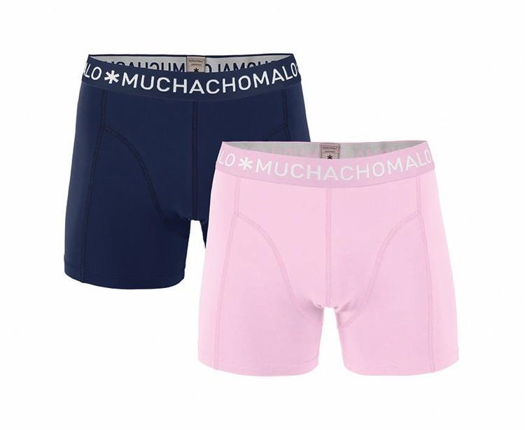 Muchachomalo 1010 Solid pink / dark blue