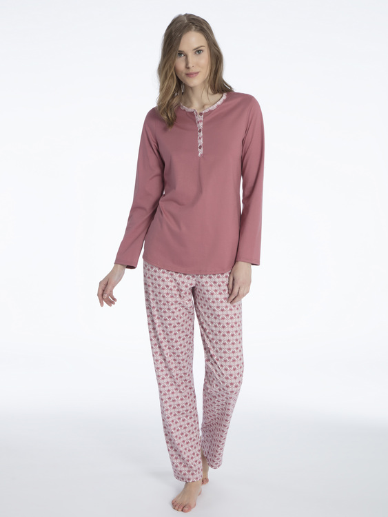 Calida pyjamas Comfort Fit Enya 45129 / 186