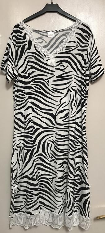 Pearl nattlinne CL2411 / zebra