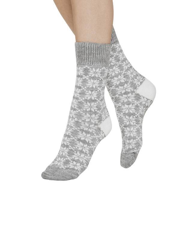 Vogue Wool Snowy Sock 96065  / 1190