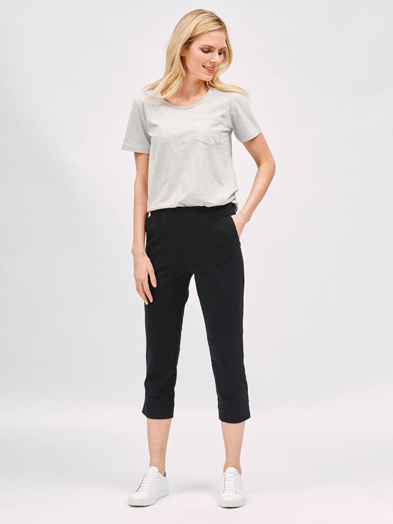 Nanso leggings 7/8 längd svarta 25128 / 1210