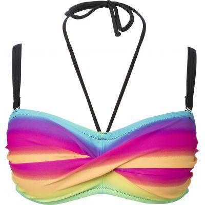 Wiki bikinibh bandeau Santa Maria 552-2491 flerfärgad