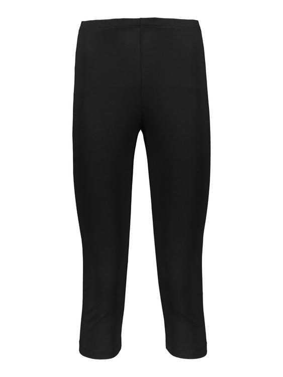Nanso leggings 3/4 längd svarta 25129 / 1210