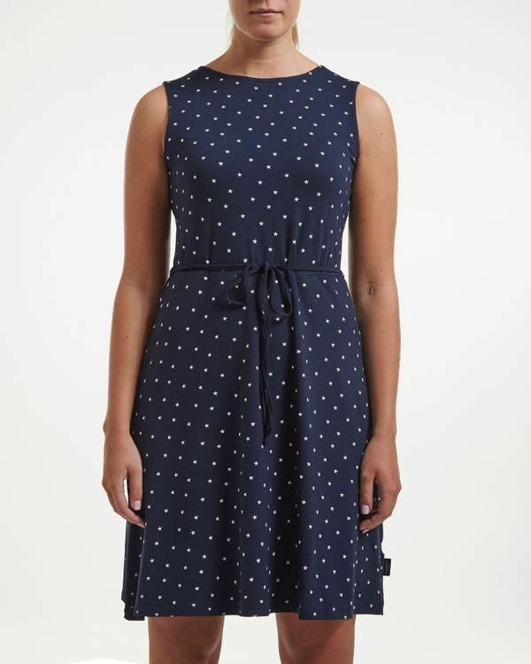 Holebrook Bianca Dress 912617 Navy / white