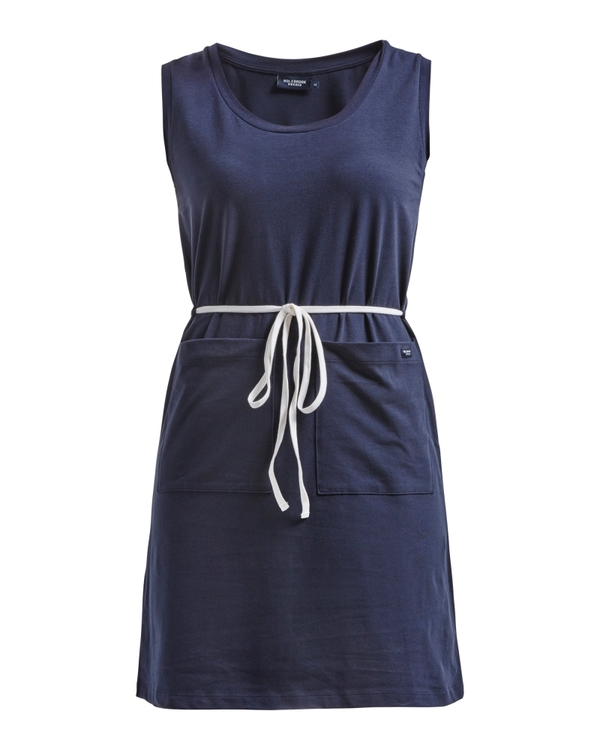 Holebrook Natalie Dress 912609 Navy
