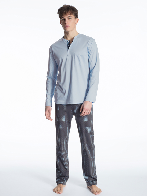 Calida herrpyjamas Relax Selected 43183 / 502