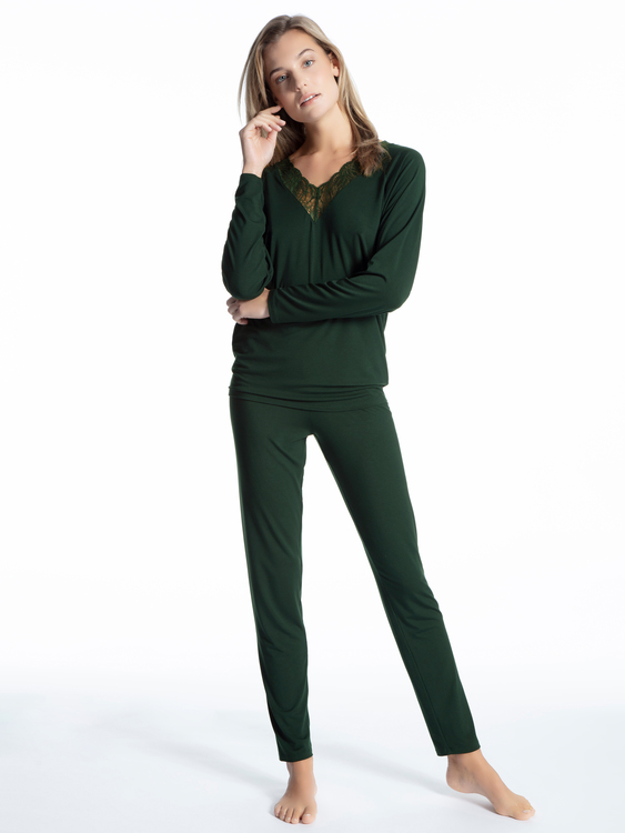 Calida Pyjamas Cosy Glam 40325 / 649