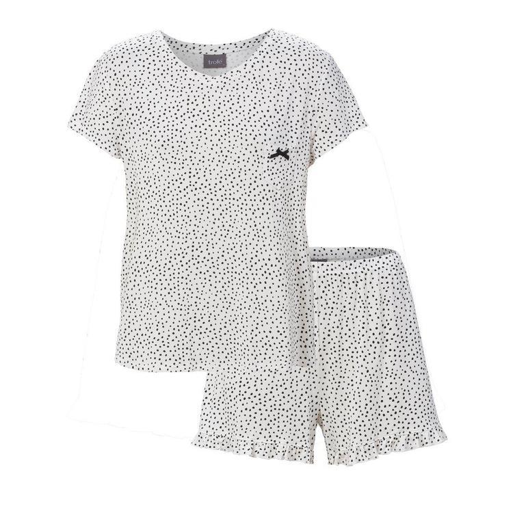 Trofé pyjamas 60104 MARINBLÅ