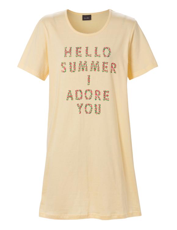 Trofé nattlinne Hello Summer 60121 gul