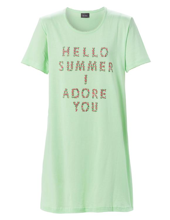 Trofé nattlinne Hello Summer 60121 ljusgrön