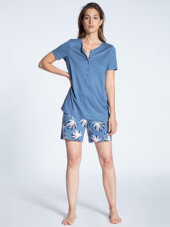 Calida pyjamas Cosy Flowers 43907 443