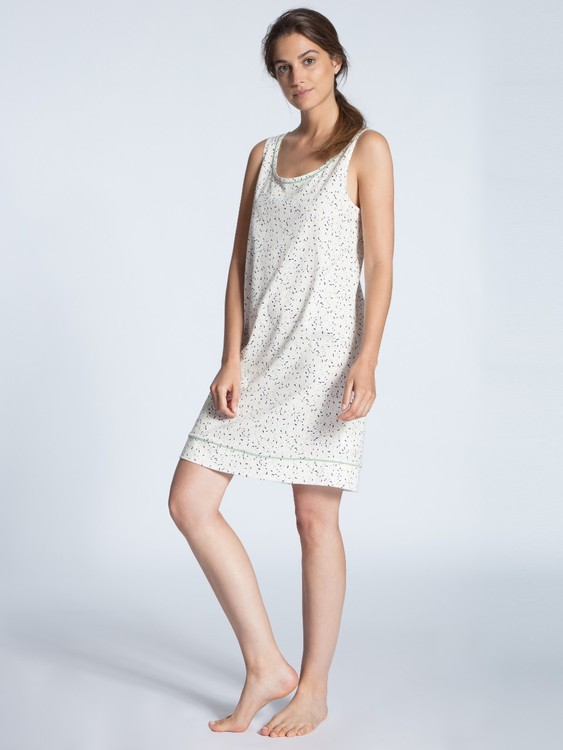 Calida nattlinne Cosy Cotton Jersey 32124 / 910