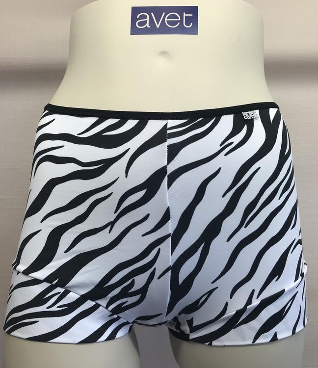 Avet boxer i microfiber 38273 / 2643 zebra