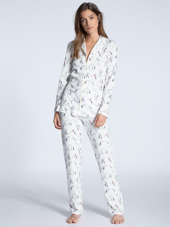 Calida pyjamas Cosy Emotion 48321 / 013