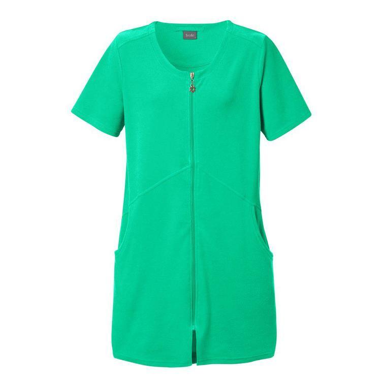 Trofé strandklänning 70101 8500 grön