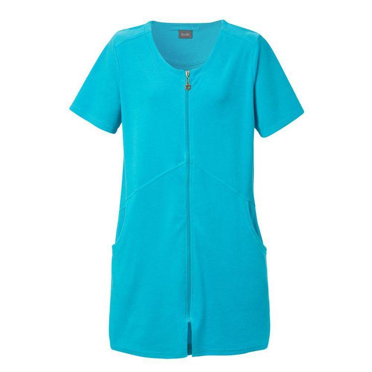 Trofé strandklänning 70101 9500 turkos