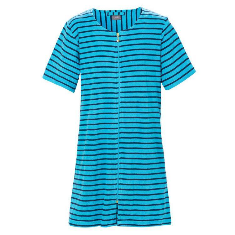 Trofé strandklänning 70102 9500 turkos/marin