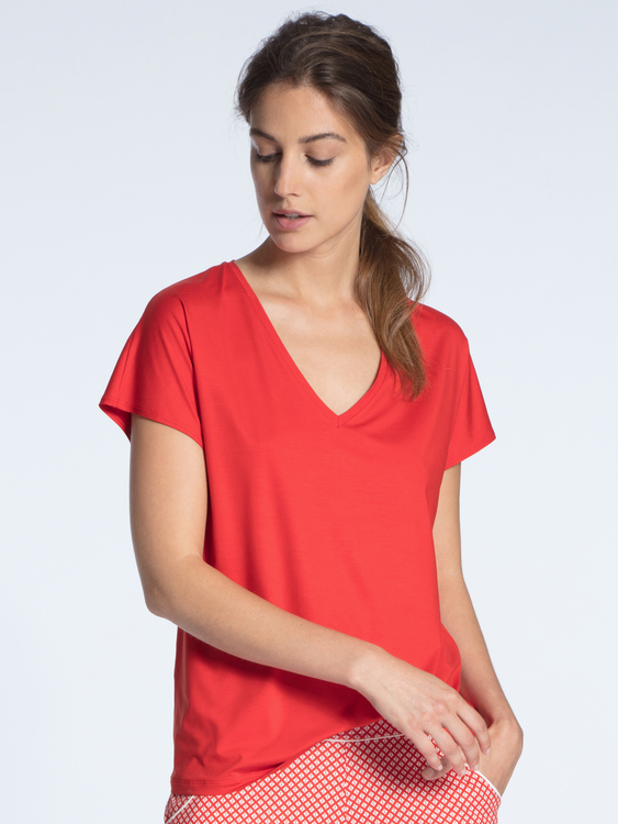Calida topp Favourites Trend 14337 / 174 summer red