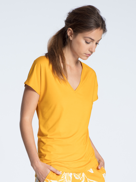 Calida topp Favourites Trend 14337 / 027 mango yellow