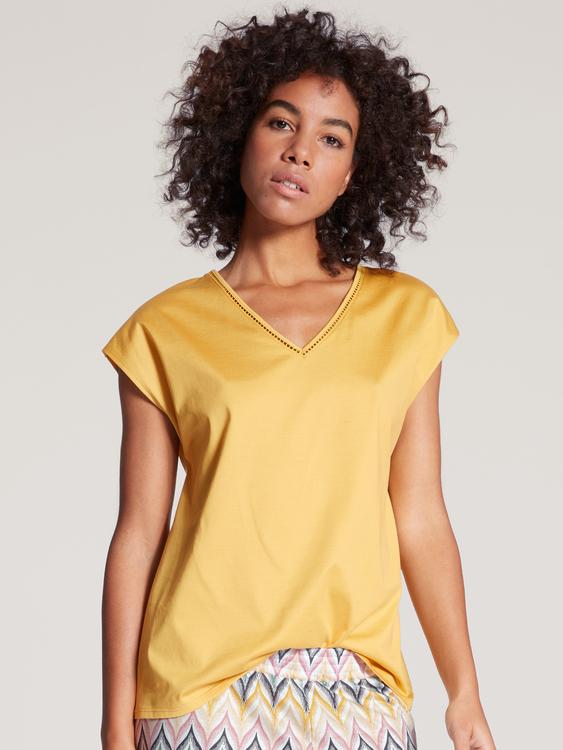 Calida topp Favourites Sunkiss 14725 / 029 sautere yellow