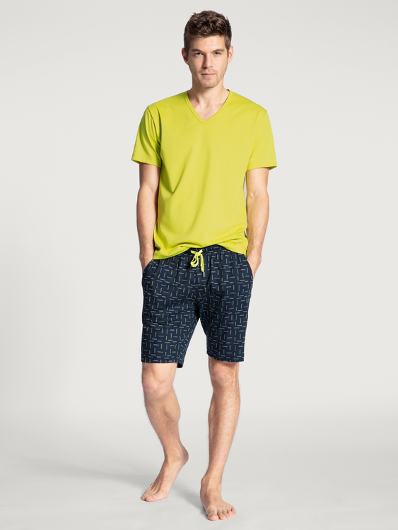 Calida pyjamas Casual Graphic 46465 / 686