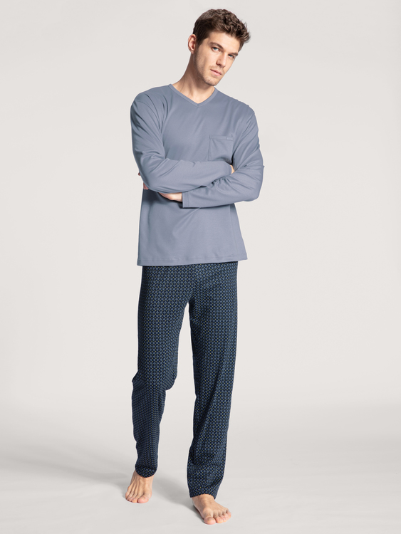 Calida herrpyjamas Relax Streamline 41480 / 506
