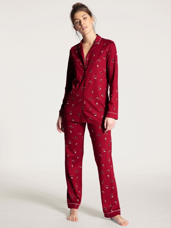 Calida pyjamas Winter Dreams 42723 / 167