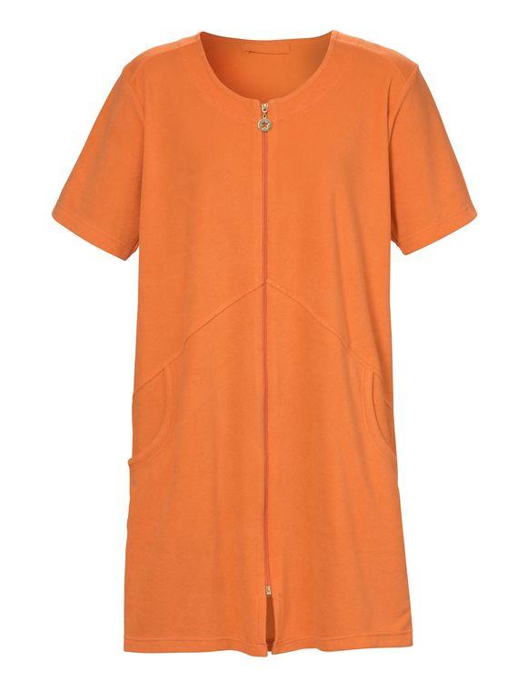 Trofé strandklänning 71101 3600 orange